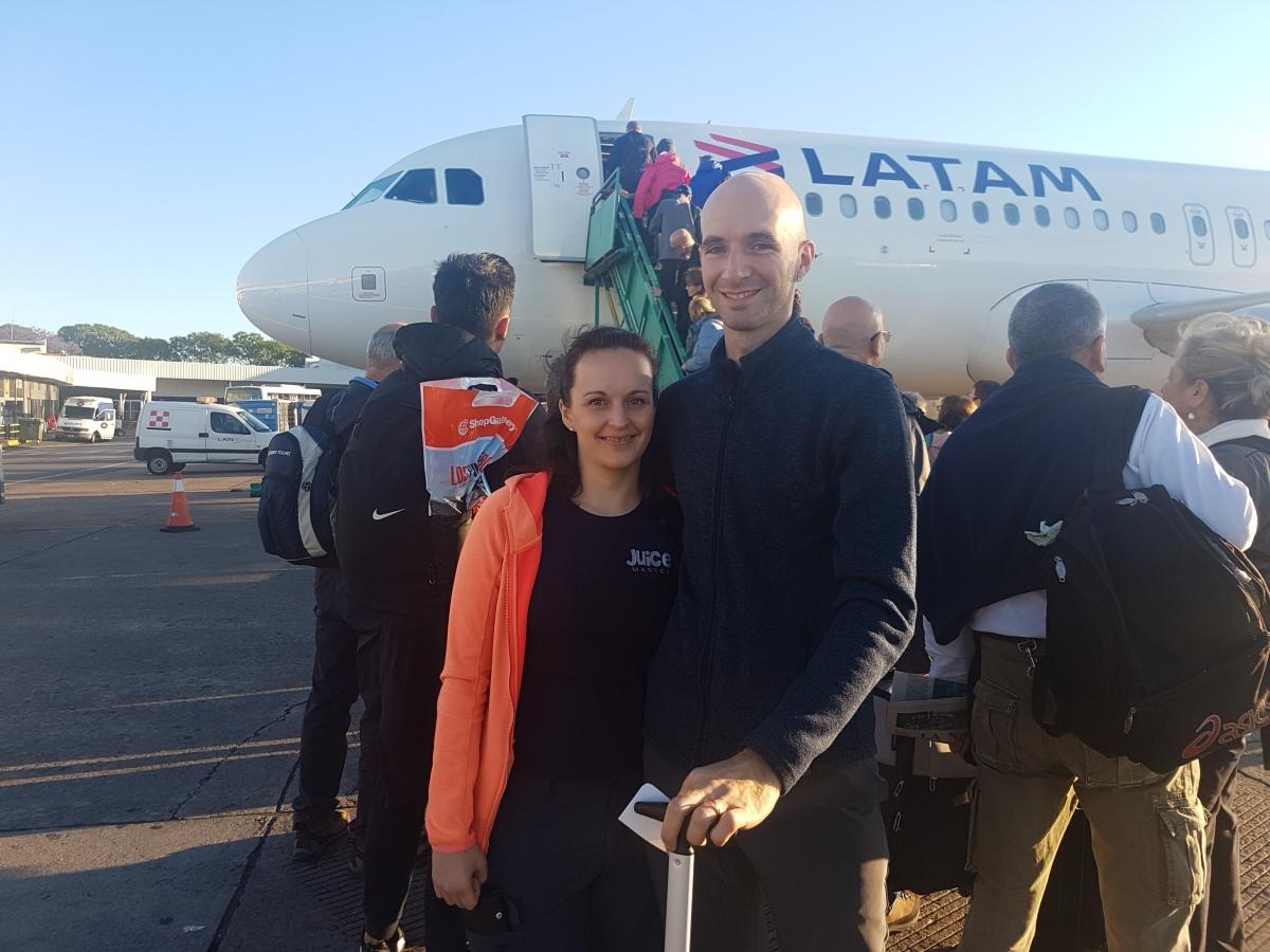 A Vegan Adventure to Antarctica – Part 1 Journey to SouthAmerica